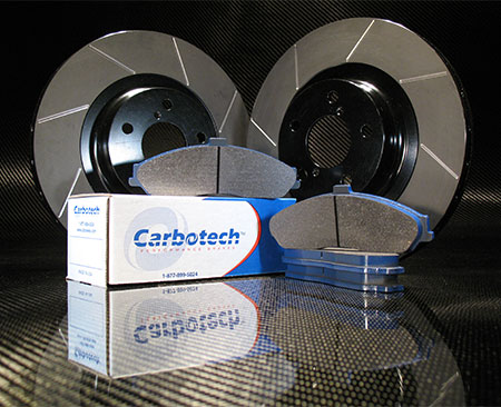 Carbotech brakes
